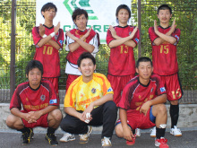 ロンヨンサマーカップ2010結果