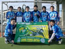 名古屋ベイフットサルクラブ恒例のチャンピオンシップ