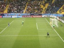 アジアカップ日韓戦