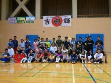 吉田輝と宝塚スポーツセンターでイベント