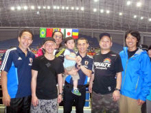 International Futsal Championship China 2011