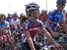 ロンヨンジャパン台湾自転車チーム活動開始