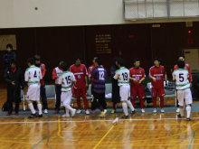 PUMAカップ(フットサル全国選手権)関西予選