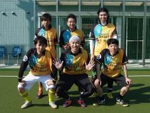 ユーザー紹介、チーム更新しました!『 ONIGIRI BOYS 』