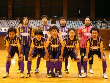 関西フットサルリーグ2012 開幕戦 !!!