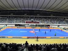 Fリーグ2012代々木体育館で開幕!