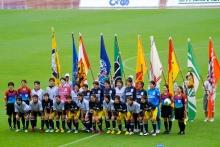 「なでしこリーグオールスター2013」in 広島エディオンスタジアム