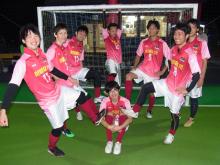 RIVAGE FC @コロナフットボール湘南平塚