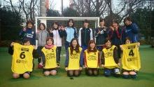 WFU (waseda futsal union) 第1回 個人フットサル!!