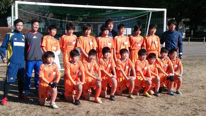 報知新聞社後援 サッカー教室【J2磐田】