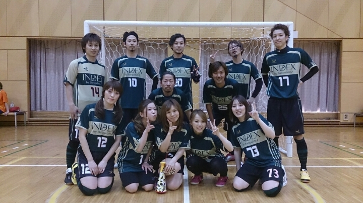 JBFA日本ビューティシャンフットサル協会