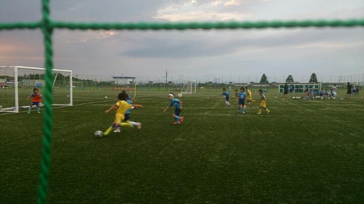 JFC FUTURO vs 横浜FC 【U-10】
